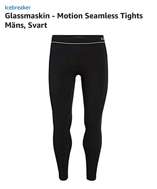 Tights Glassmaskin